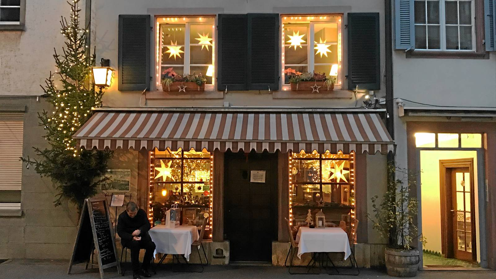 Wiehnacht in dr Spale z'Basel