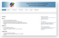 WebPublishing und WebDesign Ernst Suter, 4132 Muttenz