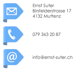 Ernst Suter WebDesign