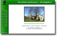 Wirz Obstbau und Brennerei, Reigoldswil